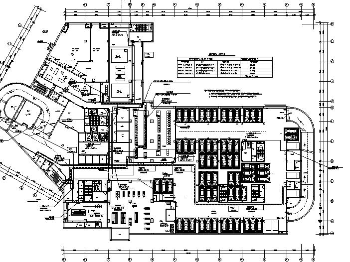 长沙市中心医院医疗综合楼建筑电气施工图