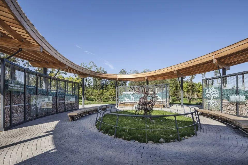 [叙事性空间结构]北京大兴生态文明教育公园/加拿大考斯顿设计_31