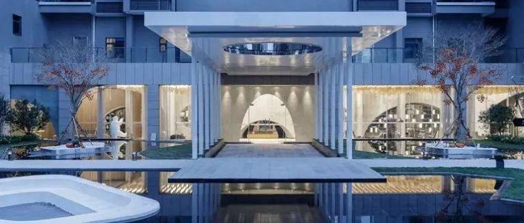 2018售楼处设计匠心演绎,延续传统文化底蕴与创新