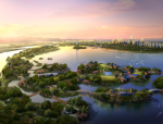 [湖南]生态湿地公园及周边控制区域景观规划设计方案