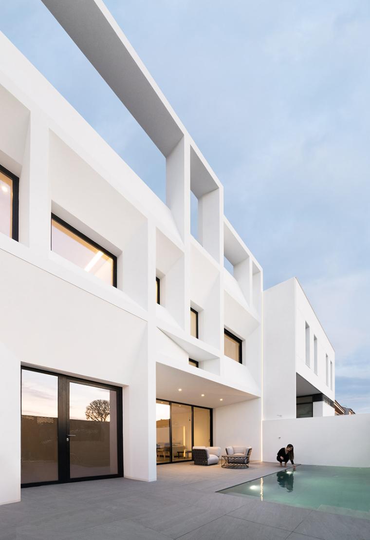西班牙创意遮阳之家
