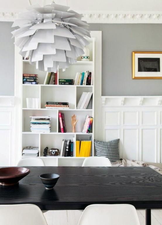郑州家装设计带你欣赏这充分体现了现代艺术奥斯陆当代公寓