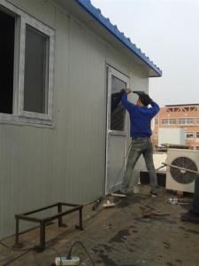 某夹芯彩钢活动房资料下载-大兴区彩钢房搭建/彩钢房制作设计安装