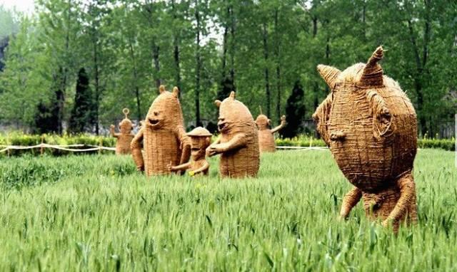 田园综合体中生产性景观的创意玩法!