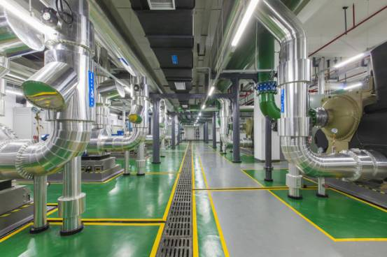 |欣赏|堪称中国典范的机电安装工程!_4