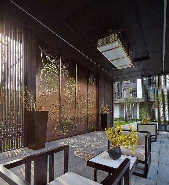 50款|各式新中式景观亭设计_42