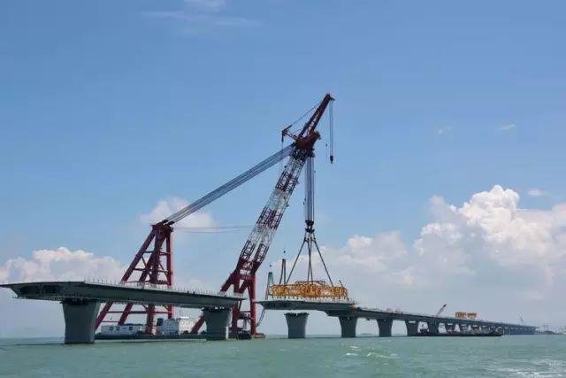 港珠澳大桥钢箱梁原来是这样建成的!_26