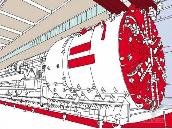 知名企业编制盾构法隧道作业标准133页(土压平衡式盾构机)