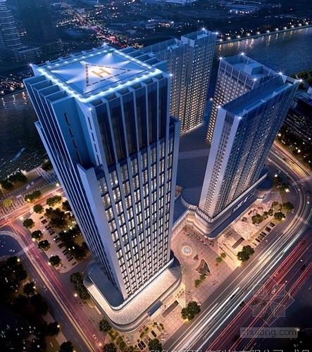 [常州]39层超高层办公楼结构施工图