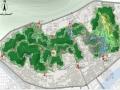 [江西]城市山体综合公园景观规划设计方案