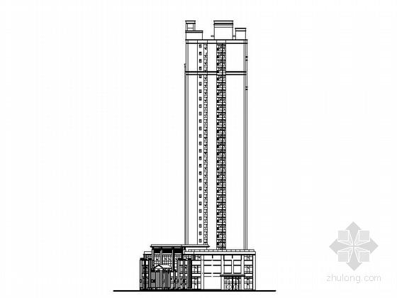 [四川]artdeco风格住宅小区规划设计方案文本(含效果图 知名设计院)