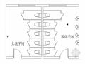 [四川]五星级豪华酒店卫生间装修施工图
