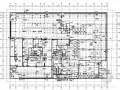 [上海]多层商业及高层办公电气设计施工图纸(含地下车库 附计算书)