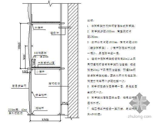 天津某产业园工程施工组织设计(投标 框架结构)