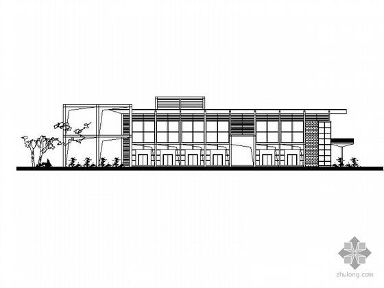 某二層會所建筑設計方案