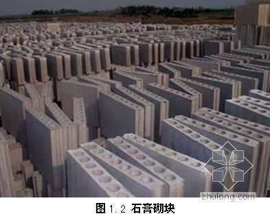 石膏砌块轻质墙体施工工法(附图)