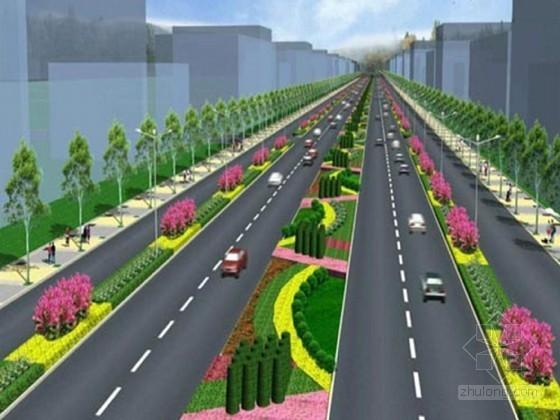 市政道路工程投标施工组织设计(212页 2013年)