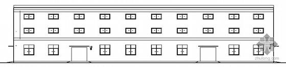 某十八米跨厂房建筑结构施工图