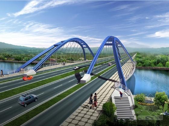 跨河大桥总长33.2m钢围堰安全专项施工方案78页(制作安装拆除)