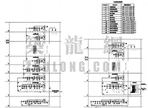 南京某消防报警工程全套资料(图纸、招标文件、投标预算)