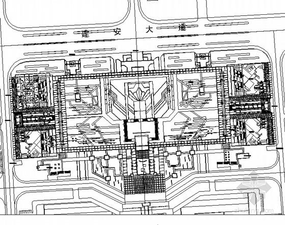 [许昌]公园园林景观工程全套施工图