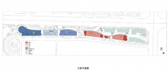 [河北]流线型多层特色商业综合体规划及建筑设计方案文本-流线型多层特色商业综合体分析图