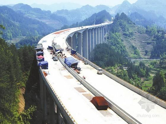 [河南]高铁客专特大桥桥面附属设施施工方案(防护墙、遮板、竖墙)