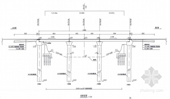 [PDF]3-8m桩柱式简支梁桥全套施工图(58页)