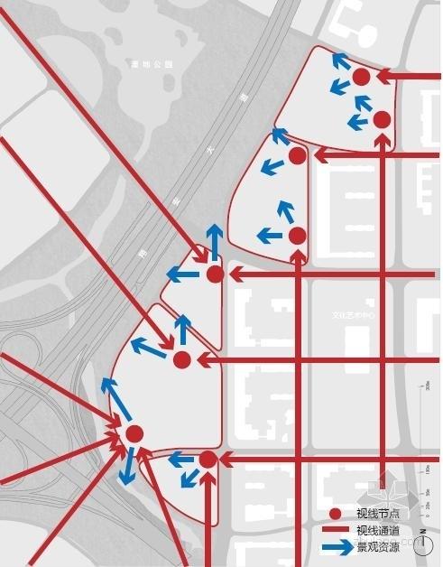 [厦门]超高层立体绿化复合功能城市综合体建筑设计方案文本-超高层立体绿化复合功能城市综合体建筑分析图
