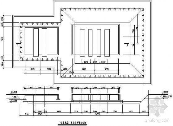 池州市某电厂构筑物施工作业指导书(主变、高厂变、启备变基础)