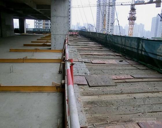 [四川]超高层塔楼幕墙工程安全文明施工组织设计