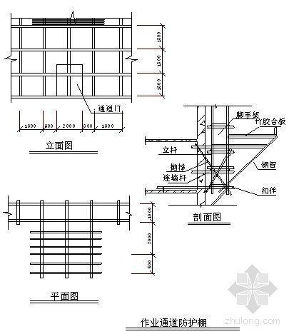 成都某高层剪力墙住宅群施工组织设计(争创芙蓉杯)