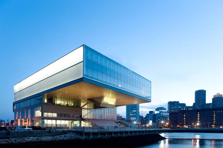 波士顿当代艺术中心