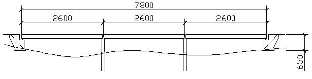 简支梁桥毕业设计(计算详细,内容完整,格式规范)-简支T形梁桥