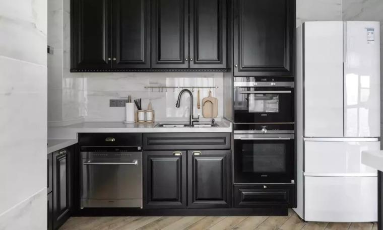 厨房比客厅还好看,让你爱上做饭!!_16