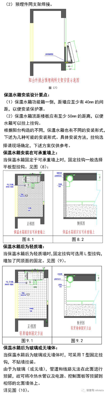 阳台壁挂太阳能热水器设计安装手册_4
