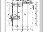 某大学综合食堂建筑设计施工图CAD