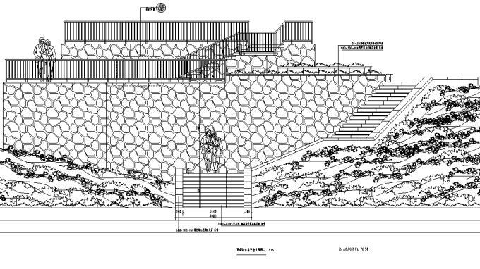 """[湖南]""""海绵城市""""环湖生态亲水休闲公园景观设计全套施工图(2017年11月最新资料)_7"""