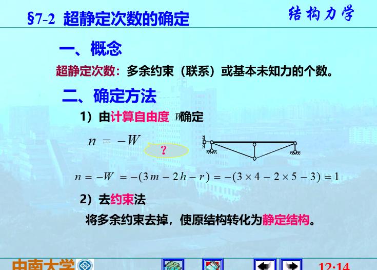 结构力学李廉锟版-力法_2
