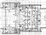 治多县剧场剧院暖通施工图(含通风系统,采暖系统,防排烟系统)