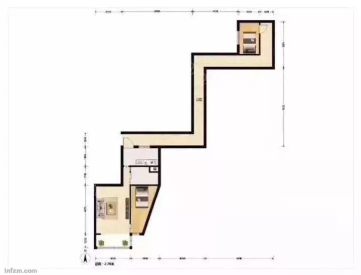 建筑结构丨年度最烂房产再现奇葩户型:一人如厕,全家围观!