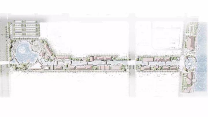 """一件""""绿衣"""",唤醒一座城——铁汉一方盐城欧洲风情街艺术绿化提"""