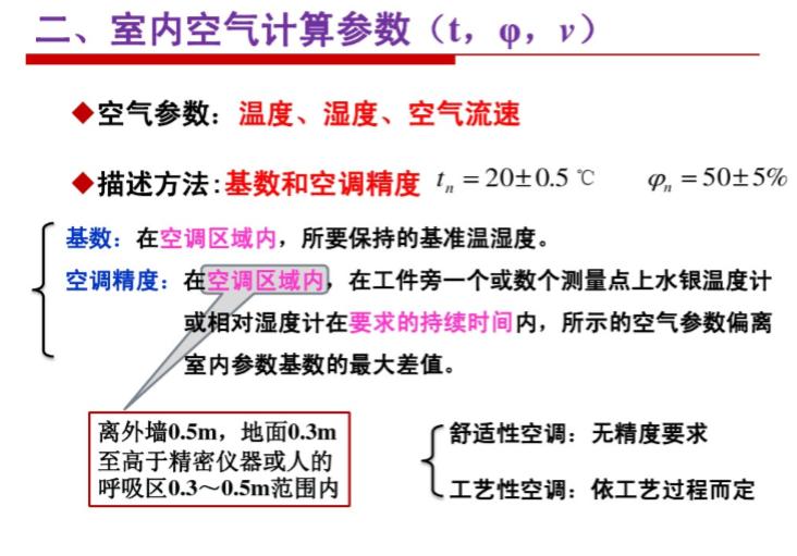 VRV空调自控系统资料下载-空调负荷计算与送风量(118页)
