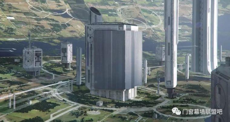5万米高的建筑从天而降?!已有详细设计方案,施工能否实现全靠_47