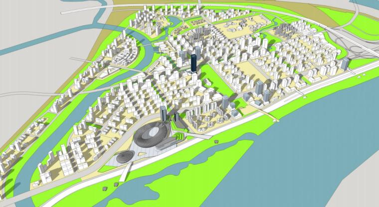 [湖北]武汉谌家矶项目概念规划设计方案文本(PDF)