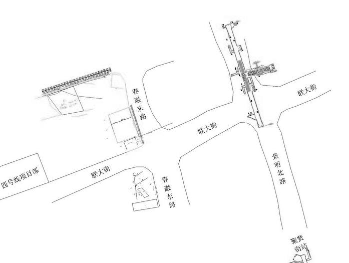 项目部临建规划布置图(2017.7最新)
