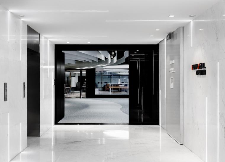 武汉Pinwell创意办公展厅-3