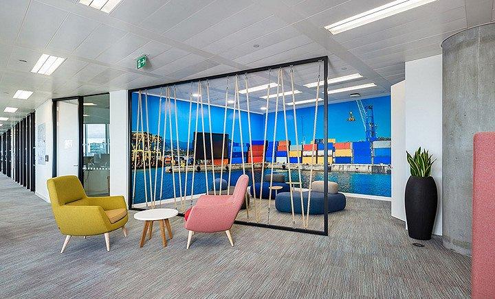 英国CrownAgents总部办公中心-2
