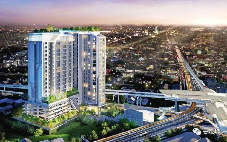 曼谷20大居住区范本