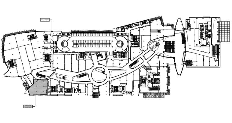 [沈阳]万象城Apple苹果直营店装修施工图+实景效果图(CAD+PDF)